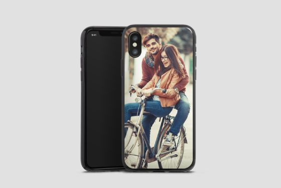 Etui silikonowe Apple iPhone XS